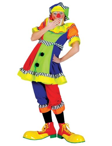 Kost-me f-r alle Gelegenheiten FF60624 Spanky Stripes Adult Female -