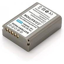 Rusty Bob - PS-BLN1 acumulador / batería Olympus OM-D, OMD, E-M5, EM5, Stylus XZ-2,Pen E-P5,OM-D, E-M1,PEN-F,OM-D E-M5 Mark II - Sólo la batería