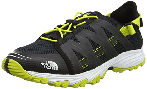 The North Face Herren Litewave Amphibious Trekking-& Wanderhalbschuhe Mehrfarbig (Tnf Black/tnf White)
