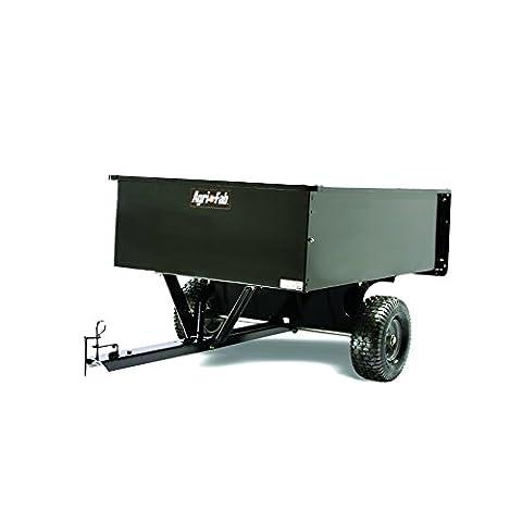 Agri-Fab AG45-0303 350lb Steel Utility Tipping Trailer -