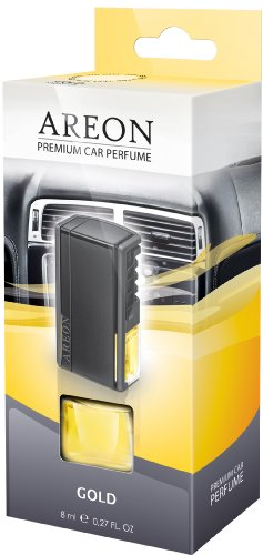 areon car ac vent car freshener - gold(8ml) Areon CAR AC Vent Car Freshener – Gold(8ml) 41EA1CjJkWL