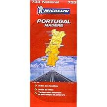 Portugal Madère : 1/400 000