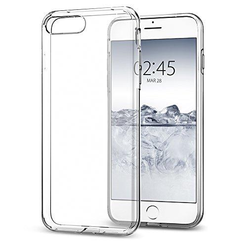 coque iphone 8 spigen liquid crystal
