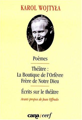 Poèmes théâtre :