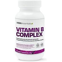 HSN Essentials - Vitamina B Complex - Vitaminas del grupo B: B1, B2,