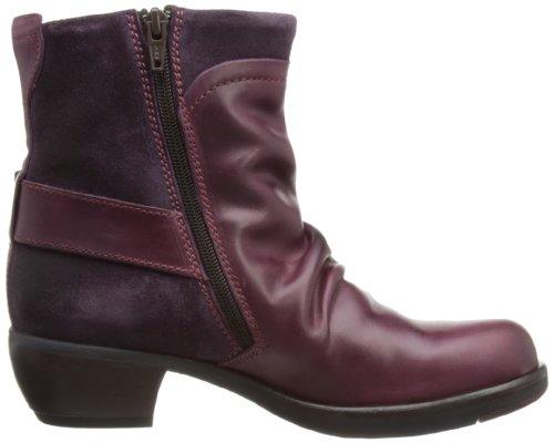FLY London Mel, Bottes Chukka Femme Violet (Purple 008)