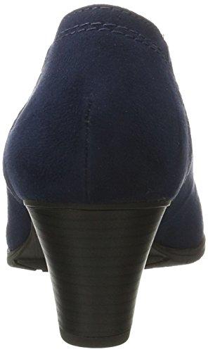 Softline 22461, Scarpe con Tacco Donna Blu (Navy)