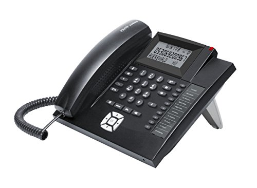 Auerswald COMfortel 600 analog Schwarz Telefonapparat