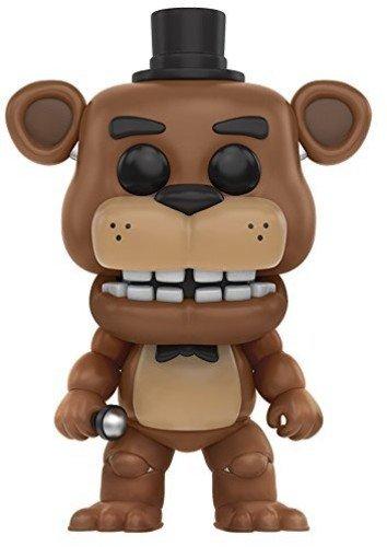 Funko Five Nights At Freddy'S Freddie's Freddy Figura de Vinilo, colección de Pop, seria FNAF, Color...