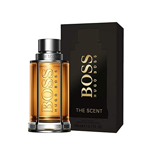 Hugo Boss The Scent 200 ml Eau de Toilette Spray für Ihn