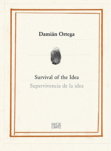 Damian Ortega: Survival of the Idea por Friedrich Meschede