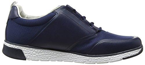 Bugatti Herren Halbschuhe blau, 641151-5 blau
