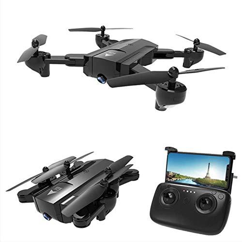 SEXTT Kamera-Drohne 1080P GPS FPV RC-Drohne mit Kamera-Live-Video und GPS-Rückkehr nach Hause Quadcopter mit HD-WiFi-Kamera