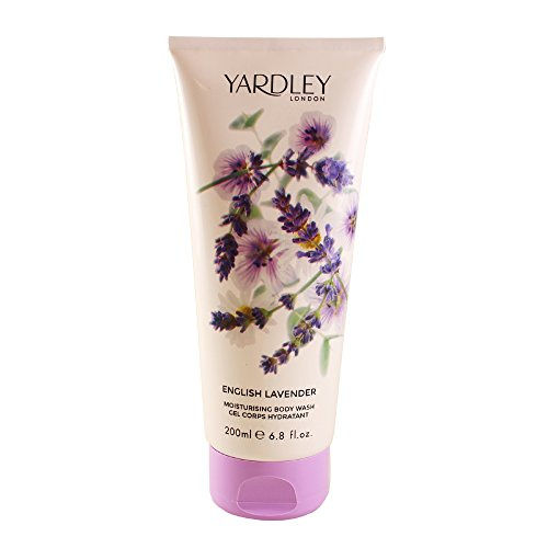 Yardley London, Bagnoschiuma idratante, English Lavender, 200 ml