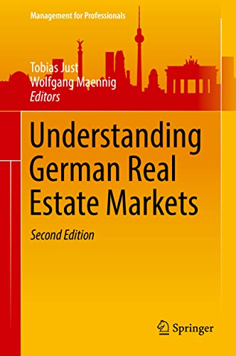 Understanding German Real Estate Markets (Management for Professionals) (English Edition)