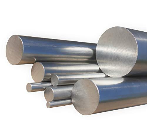 Zuschnitt 90cm Edelstahl Rundstab VA V2A 1.4301 blank h9 /Ø 5 mm L: 900mm