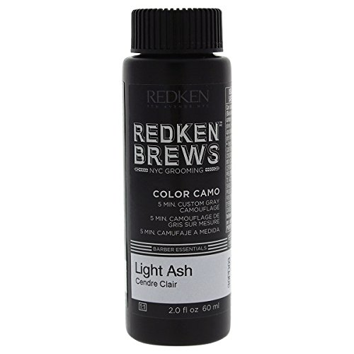 Redken Camo (Redken für Men Color Camo leicht Asche, 1er Pack (1 x 60 ml))