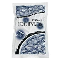 HIPENGYANBAIHU Instant Ice Bag Disposable PVC Bag Fast Quick Ice Pack Instant Cooling Ice Bag Sunstroke For Injury First Aid Outdoor Sports