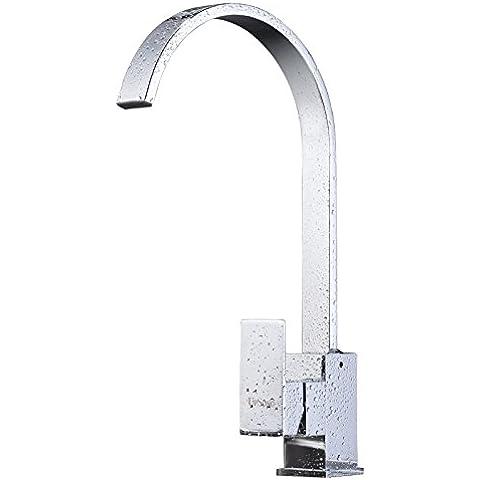 Kitchen Sink Bath Sink faucet cuadrados Cu todo estilo clásico800027