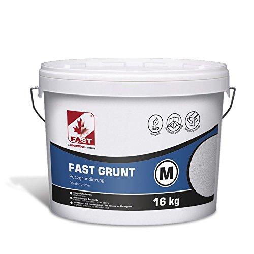 Quarzgrund Putzgrund WDVS Grundierung 16Kg Grunt-M (ca. 50m² pro Eimer)