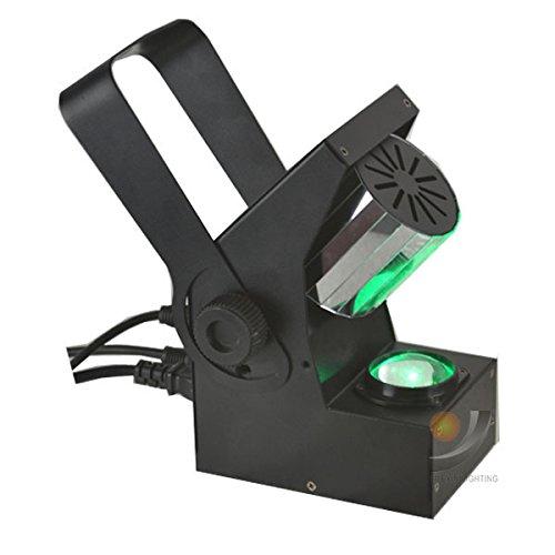 10W RGBW 4in1LED Mini Roller Scanner DMX-Kontroll-Colorful Auto Drehbar LED Birne Bühnenbeleuchtung für Disco Party Night Club