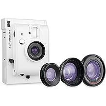 Lomo'Instant White + 3 lenses