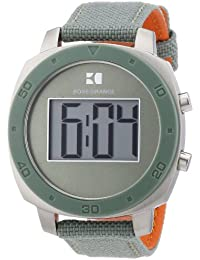 Boss Orange 1502291 - Reloj digital de cuarzo para mujer con correa de nylon, color