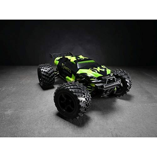 RC Auto kaufen Truggy Bild 3: Overmax X-Monster 3.0 Monster Truck ferngesteuertes RC Auto - unglaubliche 45 km/h schnell - 1:18 Maßstab - 2 Akkus - Allrad - 100m Reichweite- Buggy*