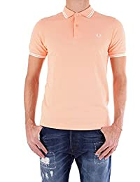 Fred Perry polos mm3600 rose