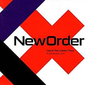 New Order Live at The London Troxy