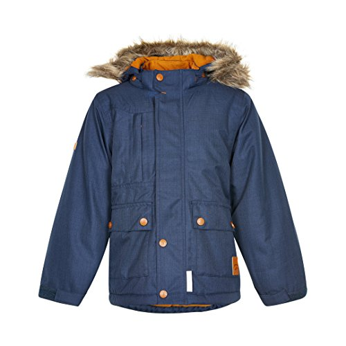 minymo-giacca-invernale-motivo-a-lisca-pesce-blu-scuro-navy-scuro-8-anni