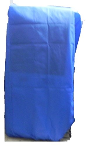 Toppings Dust Proof Cooler Cover for Symphony Diet 35ltr -Blue