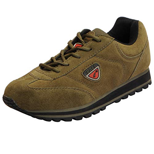 0fb7a2a11b Lakhani Running Shoes For Men(Olive)