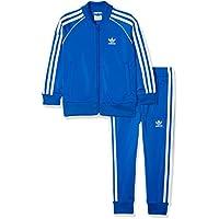 adidas Kinder L TRF SST Trainingsanzug