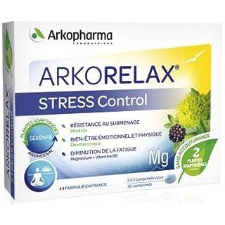 Arkopharma Arkorelax Stress Control   30 Tablets