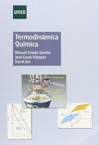 Termodinámica química (GRADO) por Manuel CRIADO SANCHO