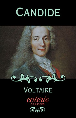 Candide (Coterie Classics) (English Edition)