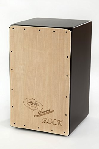 Cajon Flamenco Rock + Funda