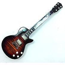 27ae6eee76691 Llaveros de madera con forma de guitarra - Guns N  Roses - Slash