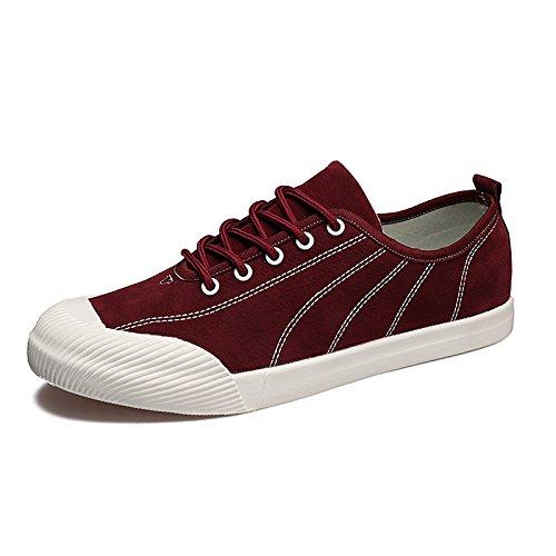 moda casual scarpe classiche espadrilli mens appartamento piede insieme le scarpe gules