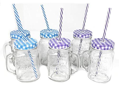 Country Wasserglas-Set 4-teilig