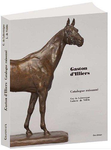 Gaston d'Illiers par Guy de Labretoigne Du Mazel