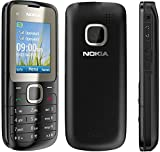 (CERTIFIED REFURBISHED) Nokia C2-00 (Black)