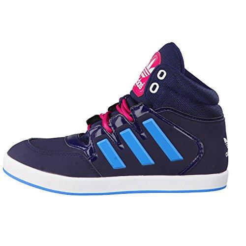 Adidas Dropstep K W Schuhe navy/blue/night flash