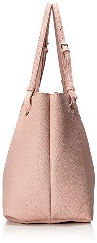 Buffalo - Bag 601918 Leather Pu, Borse a tracolla Donna Rosa (Pink 01)