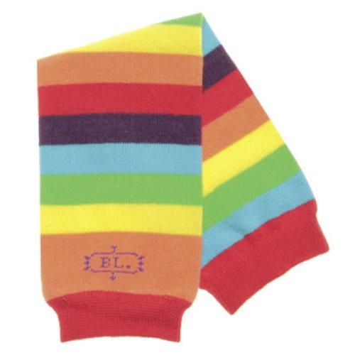 BabyLegs Babystulpen Rainbow Organic 1 Paar, Beinstulpen und Armstulpen