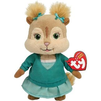 alvin superstar peluche