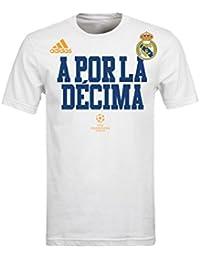 Camiseta Real Madrid A por la décima