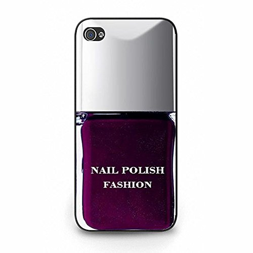 Iphone 5/5s Case,Premium Design Cosmetic Nail Polish Phone Case Cover for Iphone 5/5s Nail Polish Shell Cover Color135d