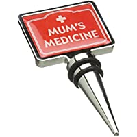 Boxer Gifts Mum's Medicine Novelty Wine Bottle Stopper